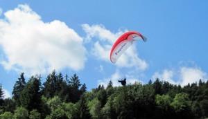 B-Schein Gleitschirmfliegen bei der Flugschule Airpower in Menzenschwand