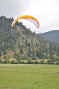 Tandem Paragliding - Tandemfliegen mit dem Gleitschirm