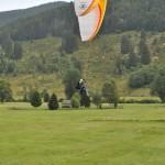 Ausbildung zum Tandem fliegen mit dem Gleitschirm