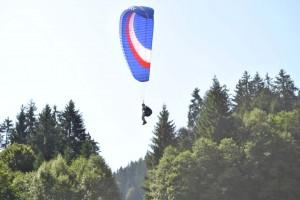 Informationen zum Gleitschirmfliegen bei der Flugschule Airpower