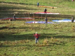 Paragliding Gutschein Gleitschirmflug