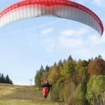 Gleitschirmfliegen mit Flugschule Airpower