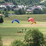 Schupperkurs Gleitschirmfliegen im Schwarzwald bei der Flugschule AirPower