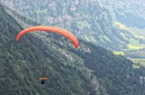 Alpenausbildung Gleitschirm