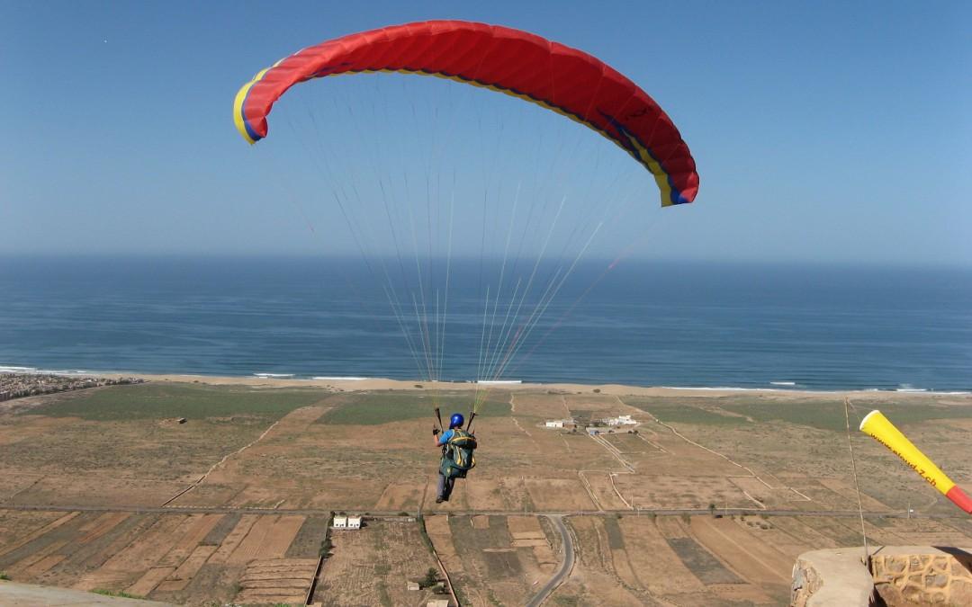 Flugschule AirPower in Marokko